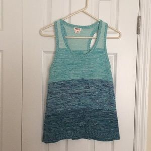Tank top  that is soft sweater material